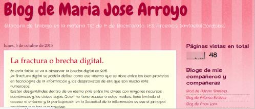 BlogMariaJoseArroyo_MejorandoBlog