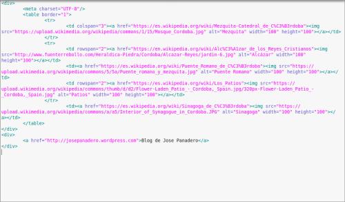 htmltablaimagenesenlaces