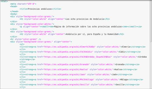 htmlprovinciasandalucia